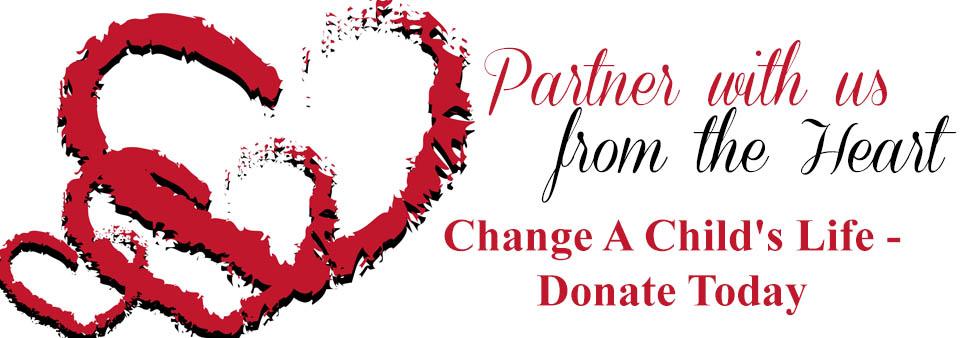 Header Banner DONATION